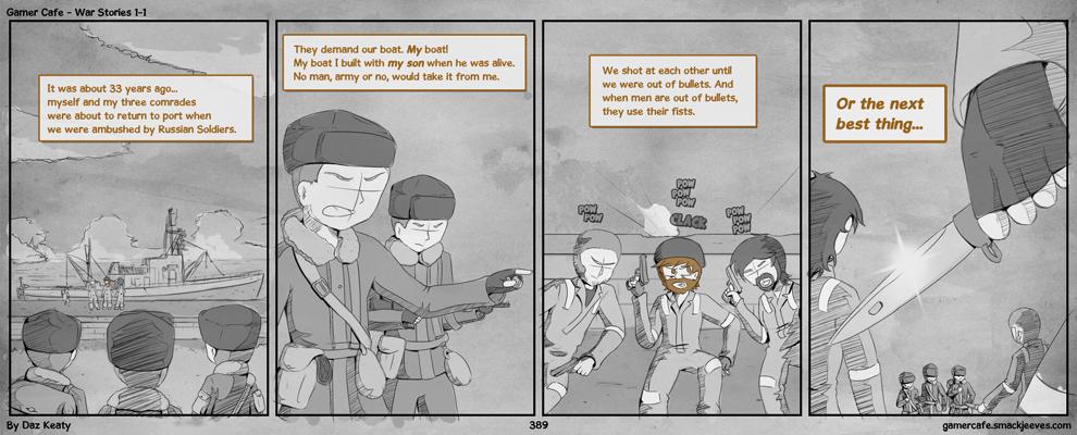War Stories 1-1
