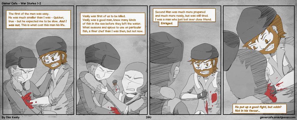 War Stories 1-2