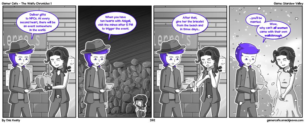 The Waifu Chronicles 1