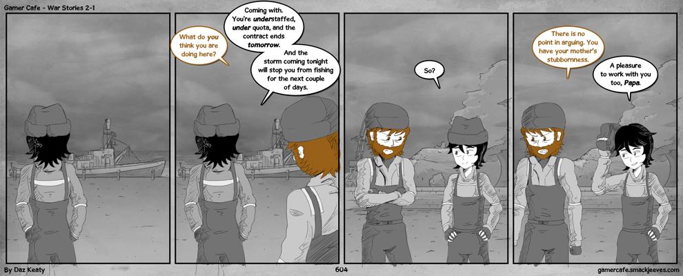 War Stories 2-1