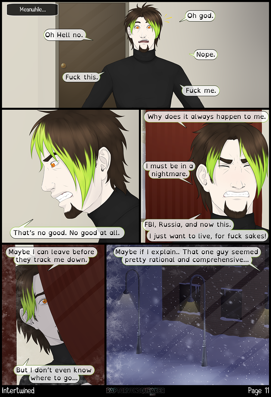 Page 11 - Tracking Down.
