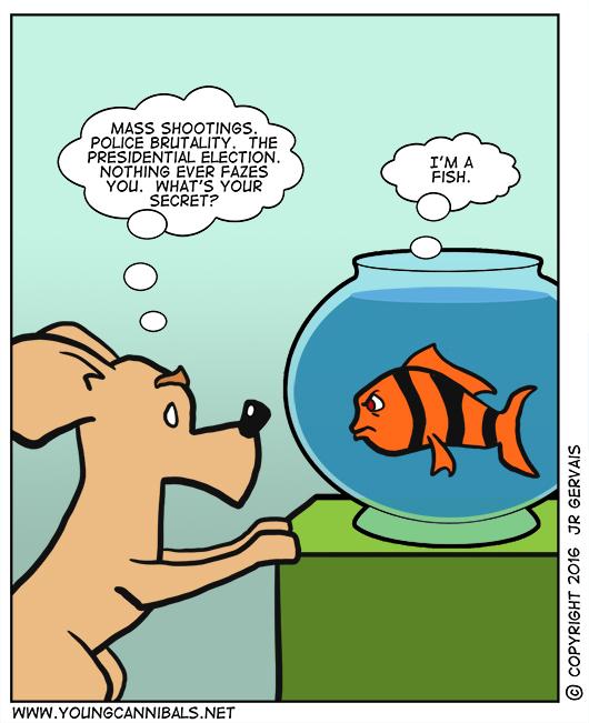 Be A Fish