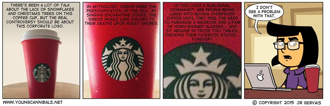 Merry Christmas, Starbucks