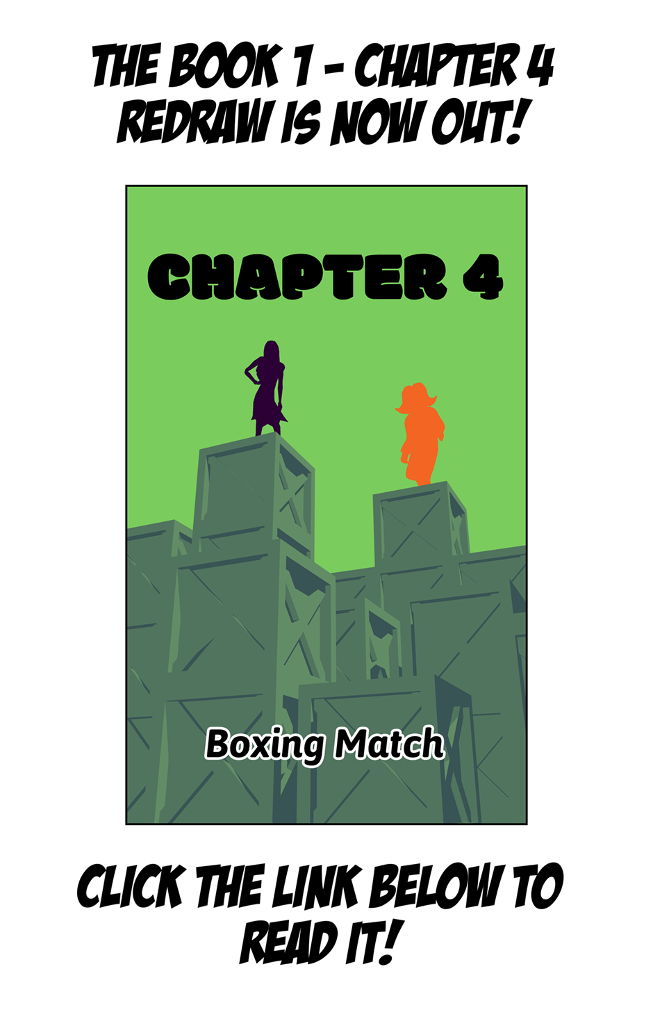 Book 1 Chapter 4 - Redraw!
