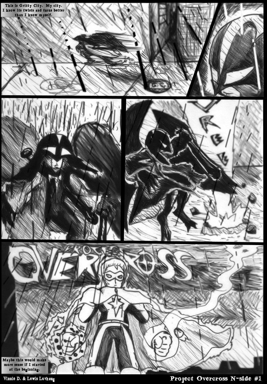 Project Overcross: N-Side #1
