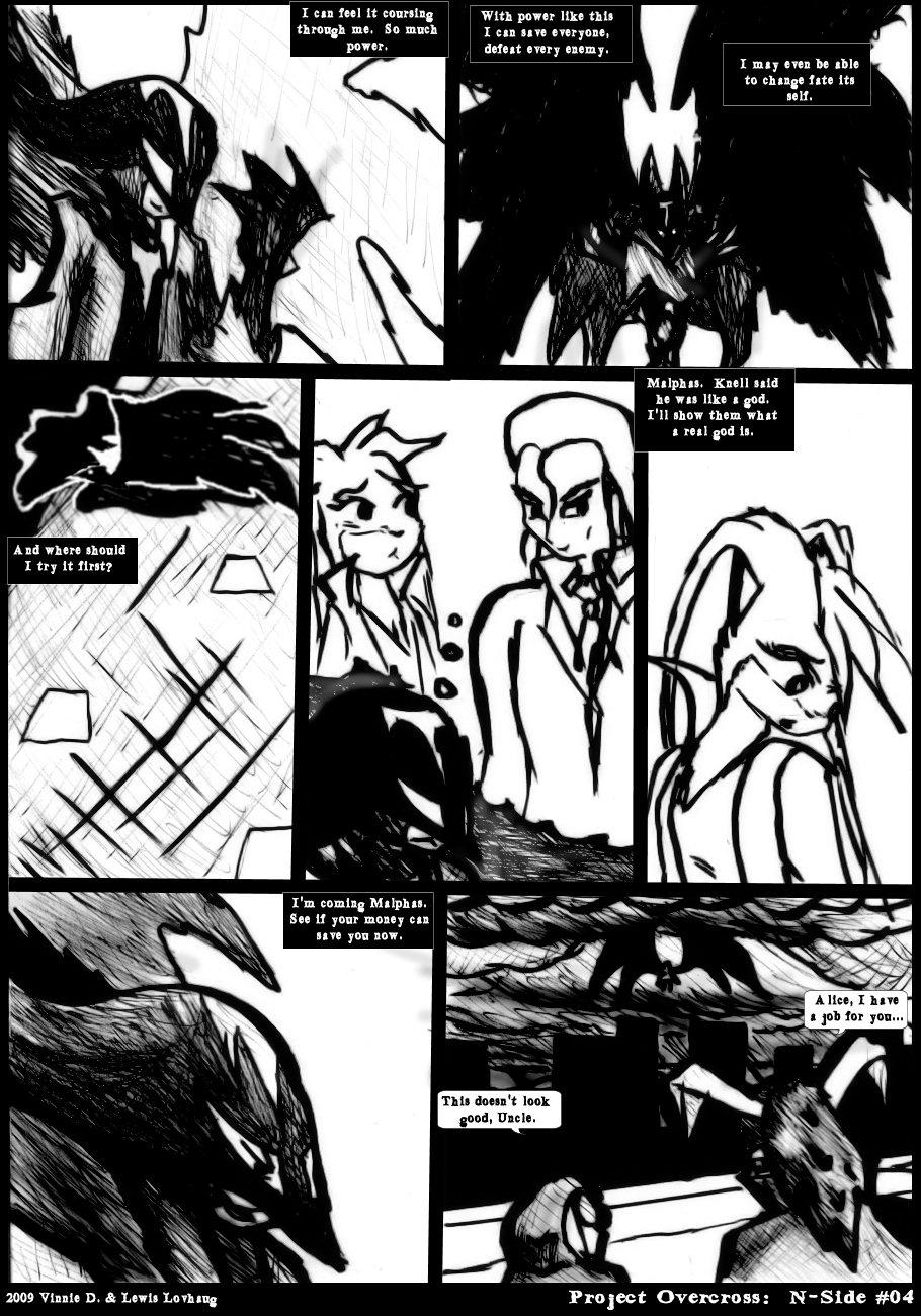 Project Overcross: N-Side #4