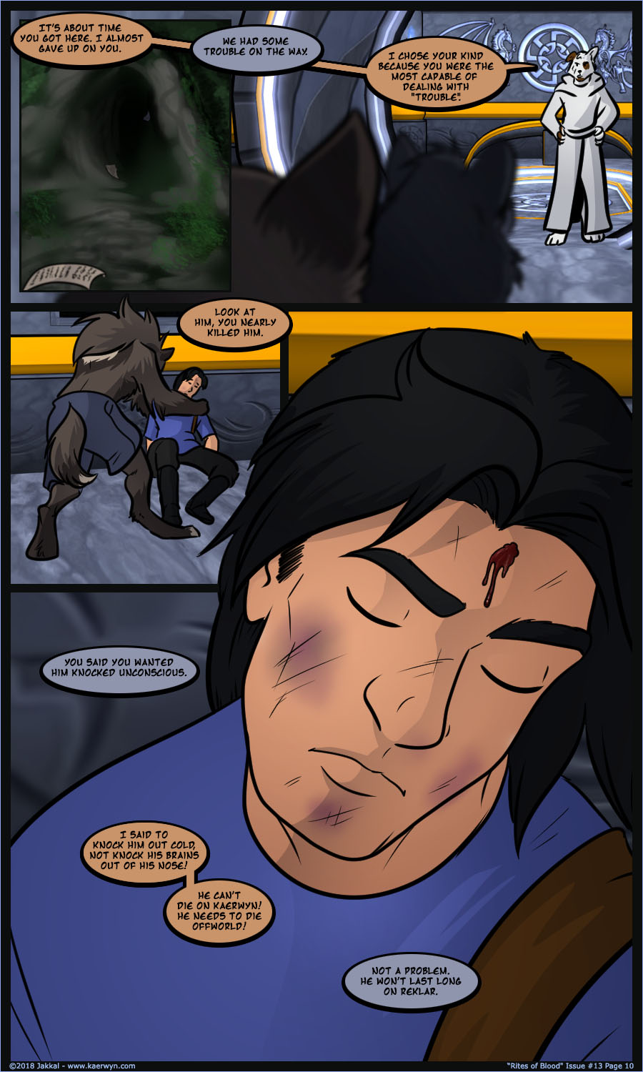 Issue 13 Page 10