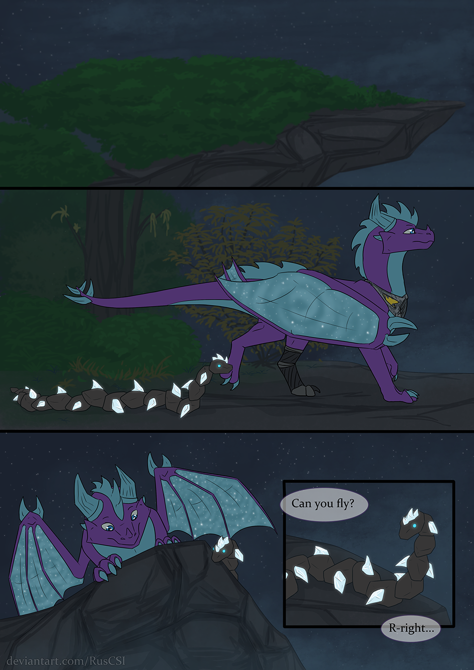 The Isle - page 1
