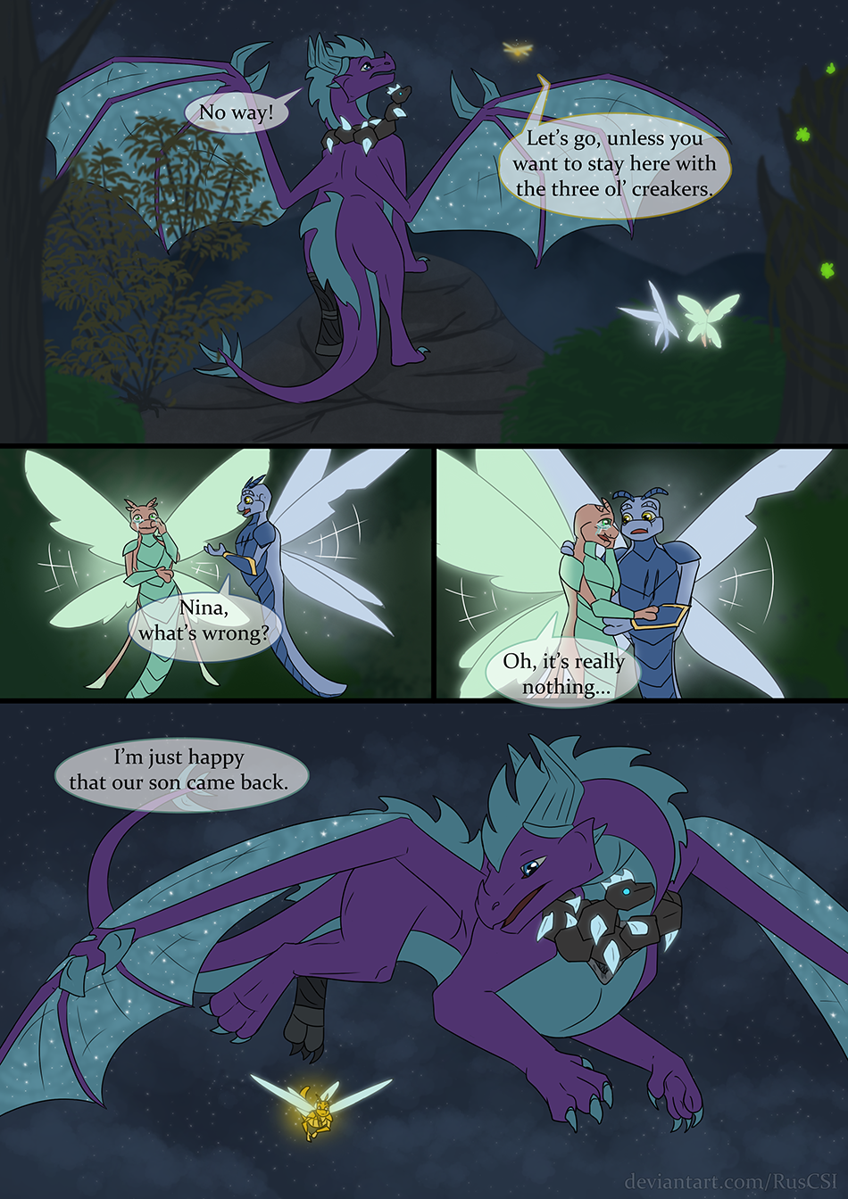 The Isle - page 4