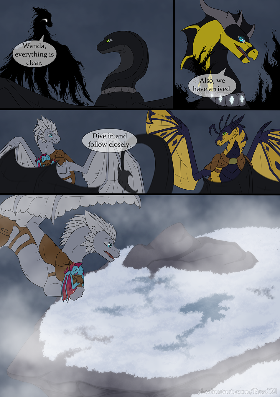 The Isle - page 12
