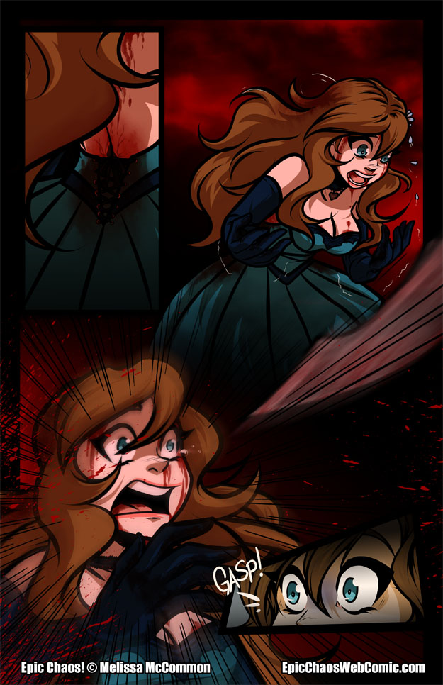 Epic Chaos! Chapter 2 Page 3