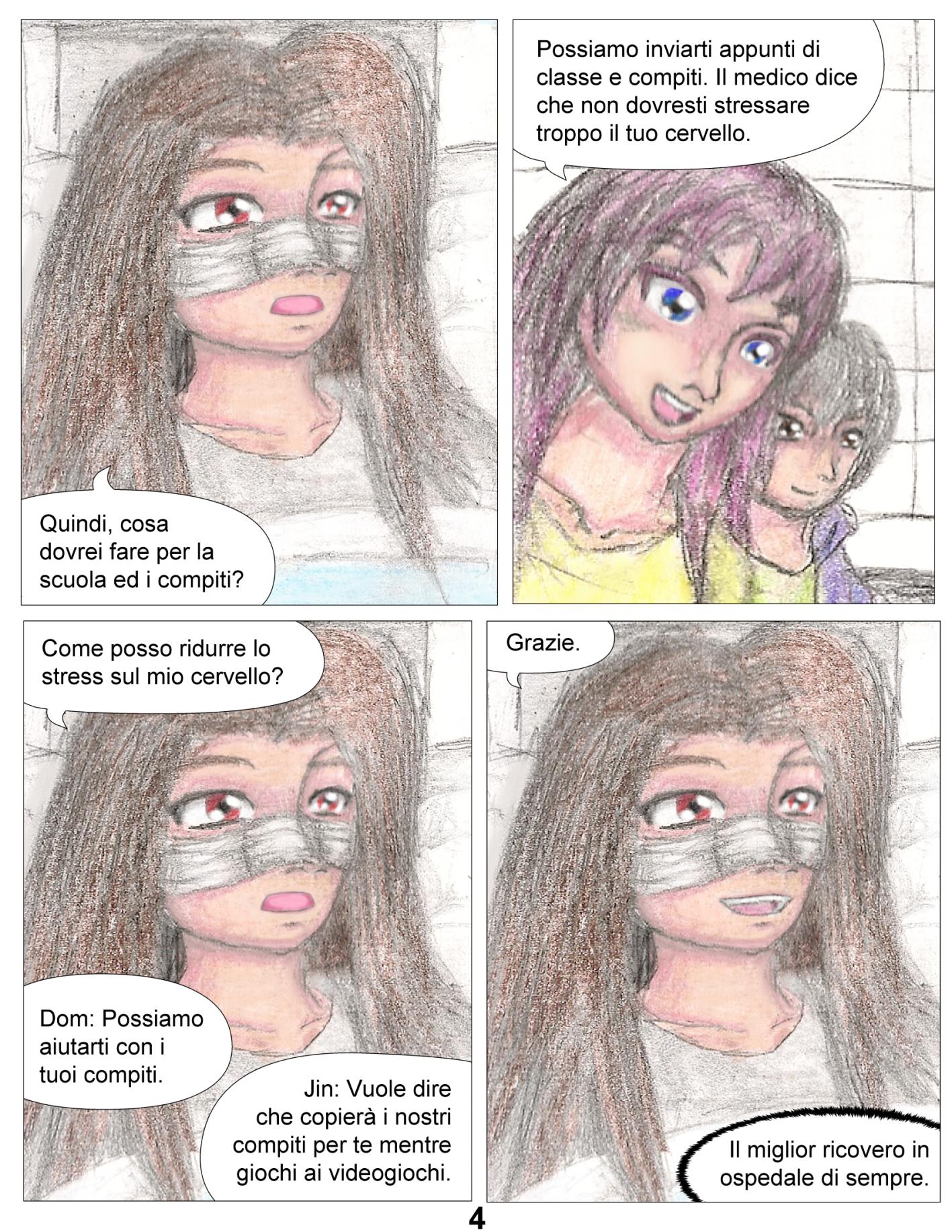 Demon Hunters Capitolo 4 Pagina 4