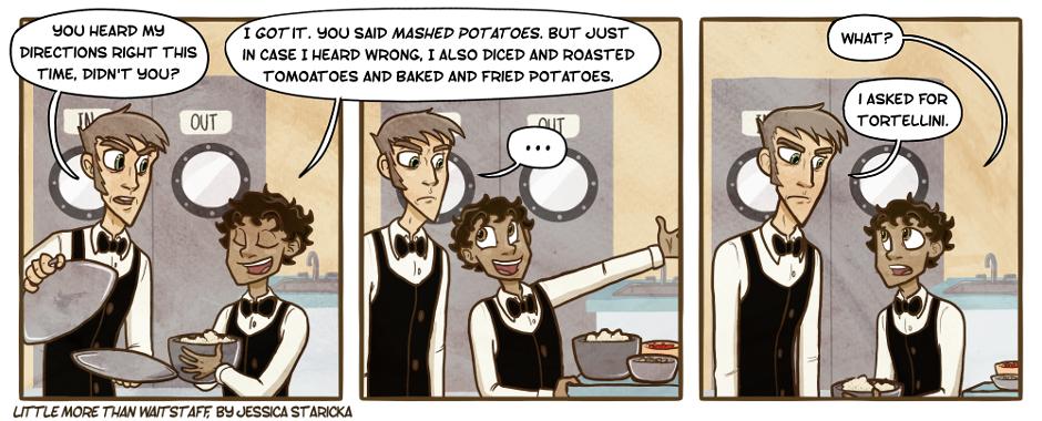 99. Potato, Potato
