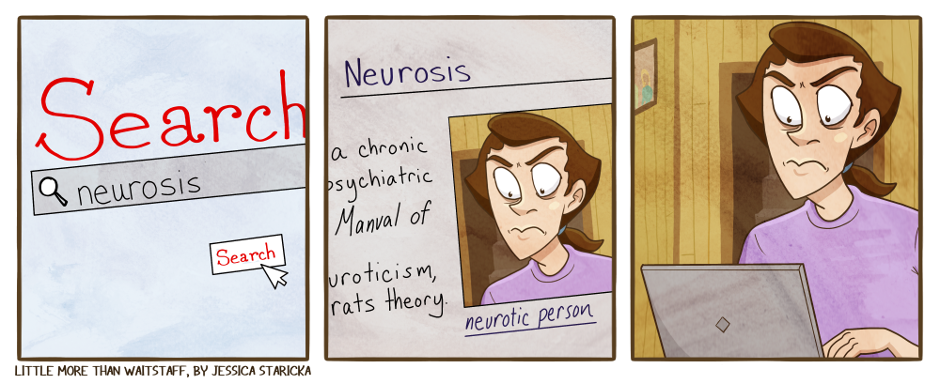 206. Neurotic