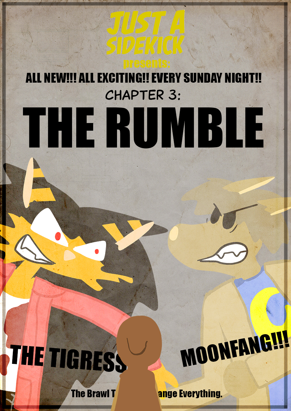 Chapter 3: The Rumble
