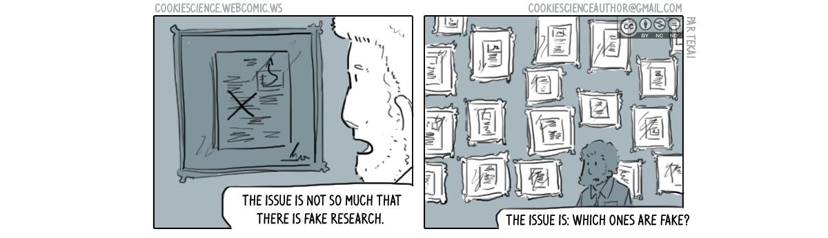 448 - Fake research
