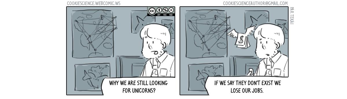 421 - Chasing unicorns