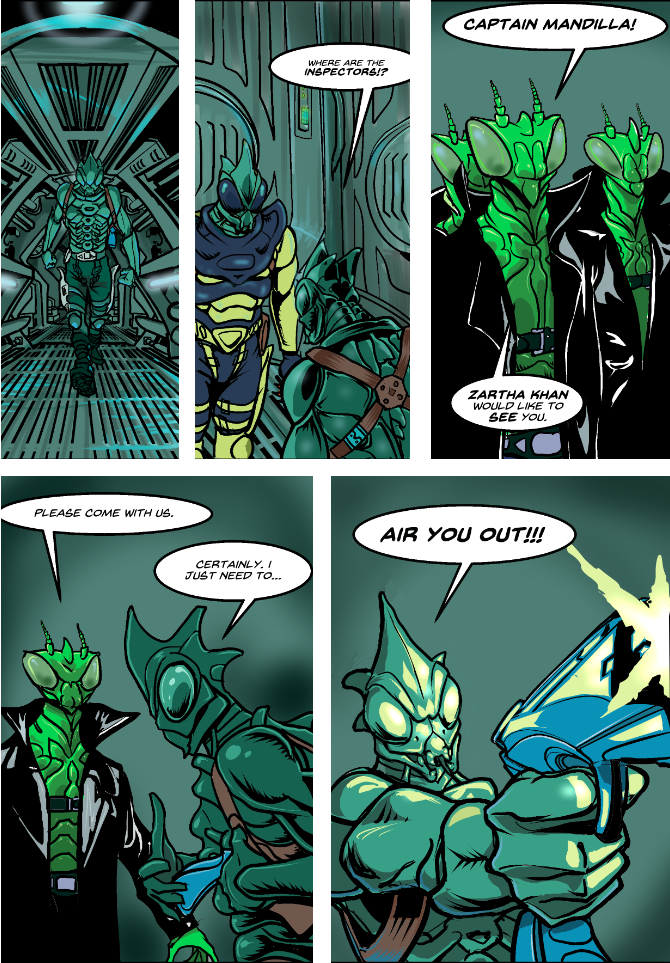 Prince of the Astral Kingdom chapter 2 pg 9