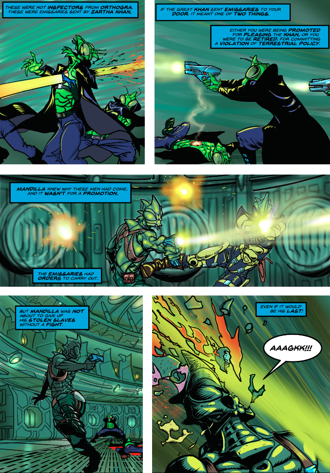 Prince of the Astral Kingdom chapter 2 pg 10