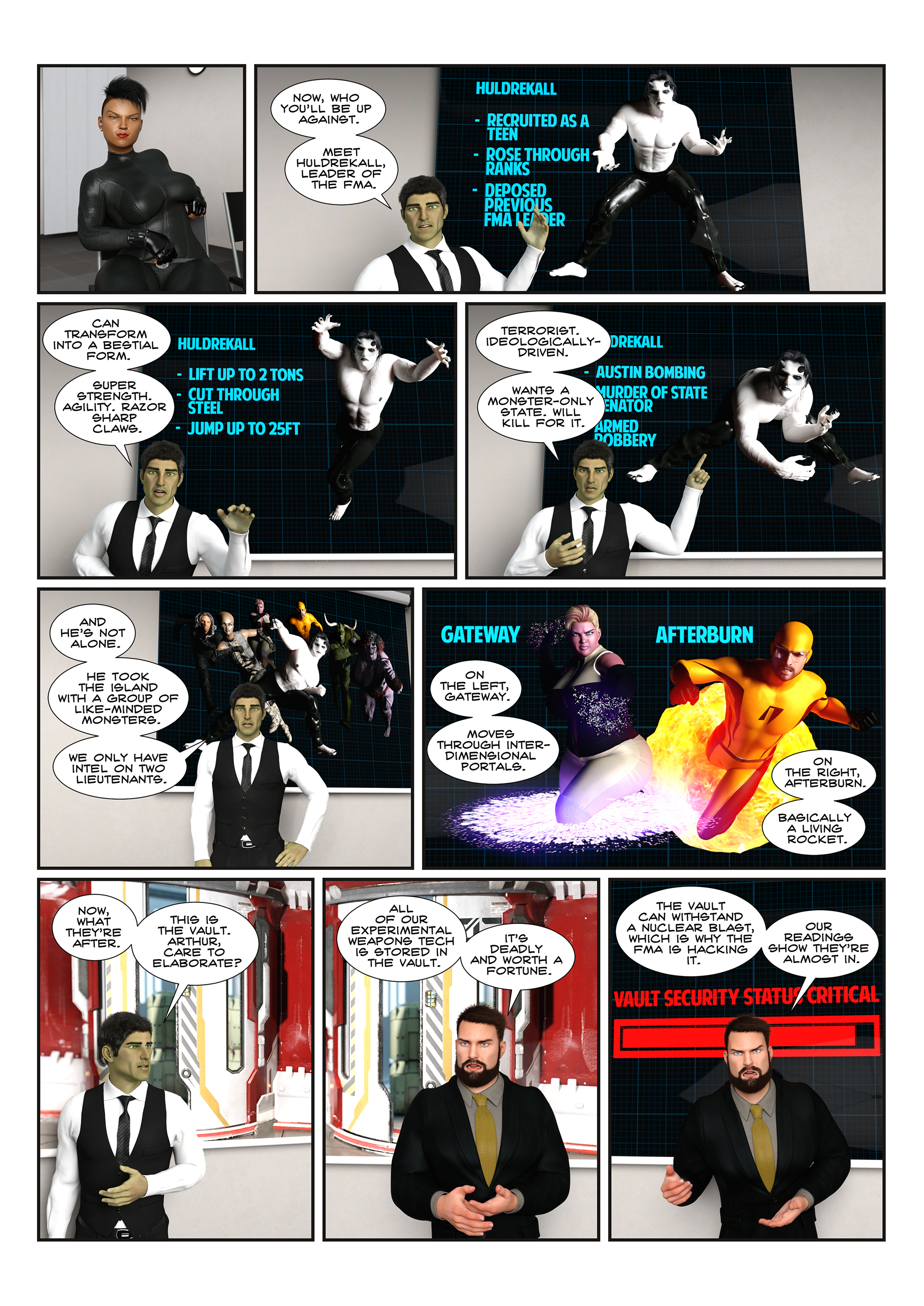 Unit-M - Issue 1 - Page 17