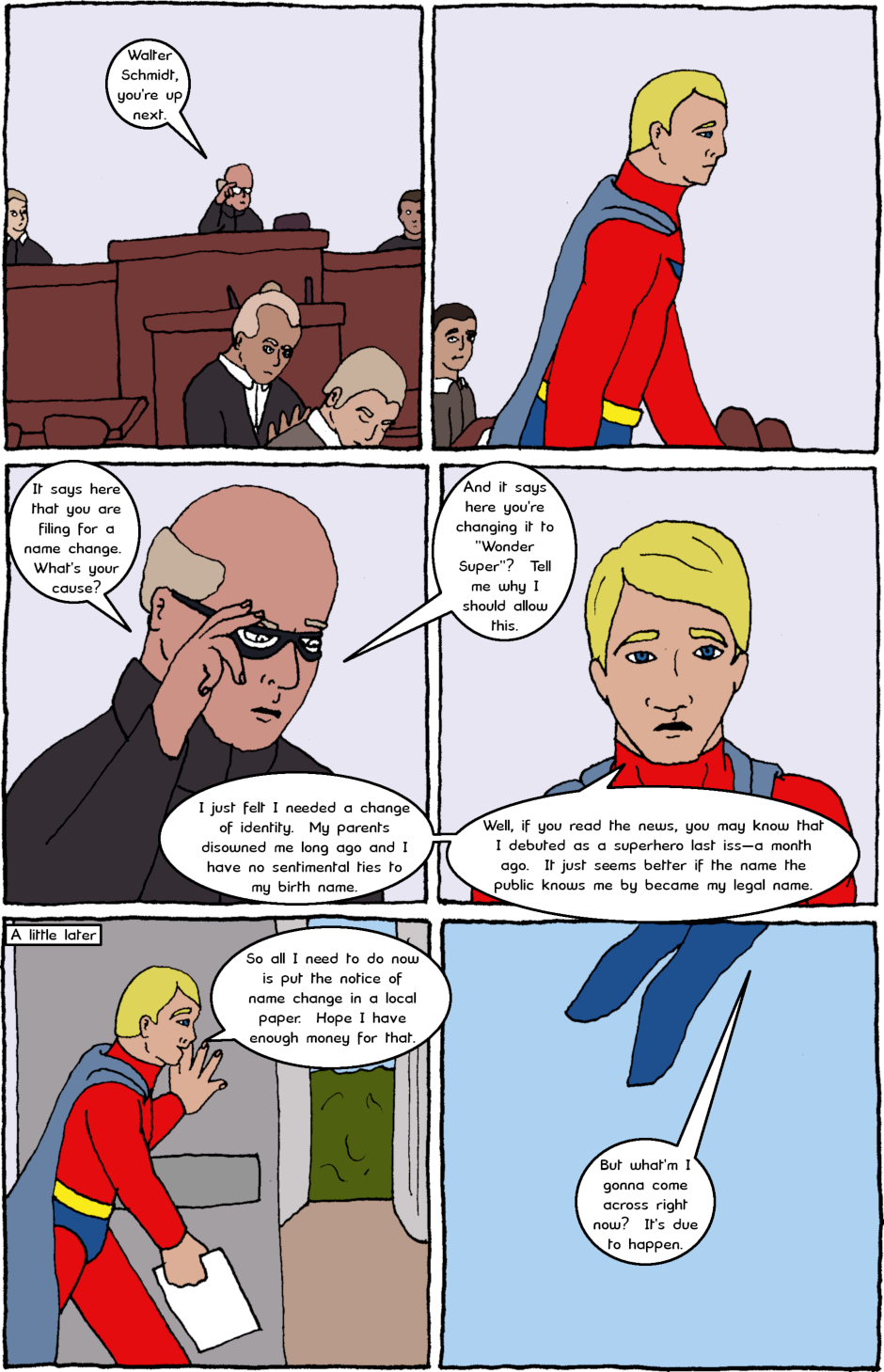 Page 3: issue 2 - Action and Inaction