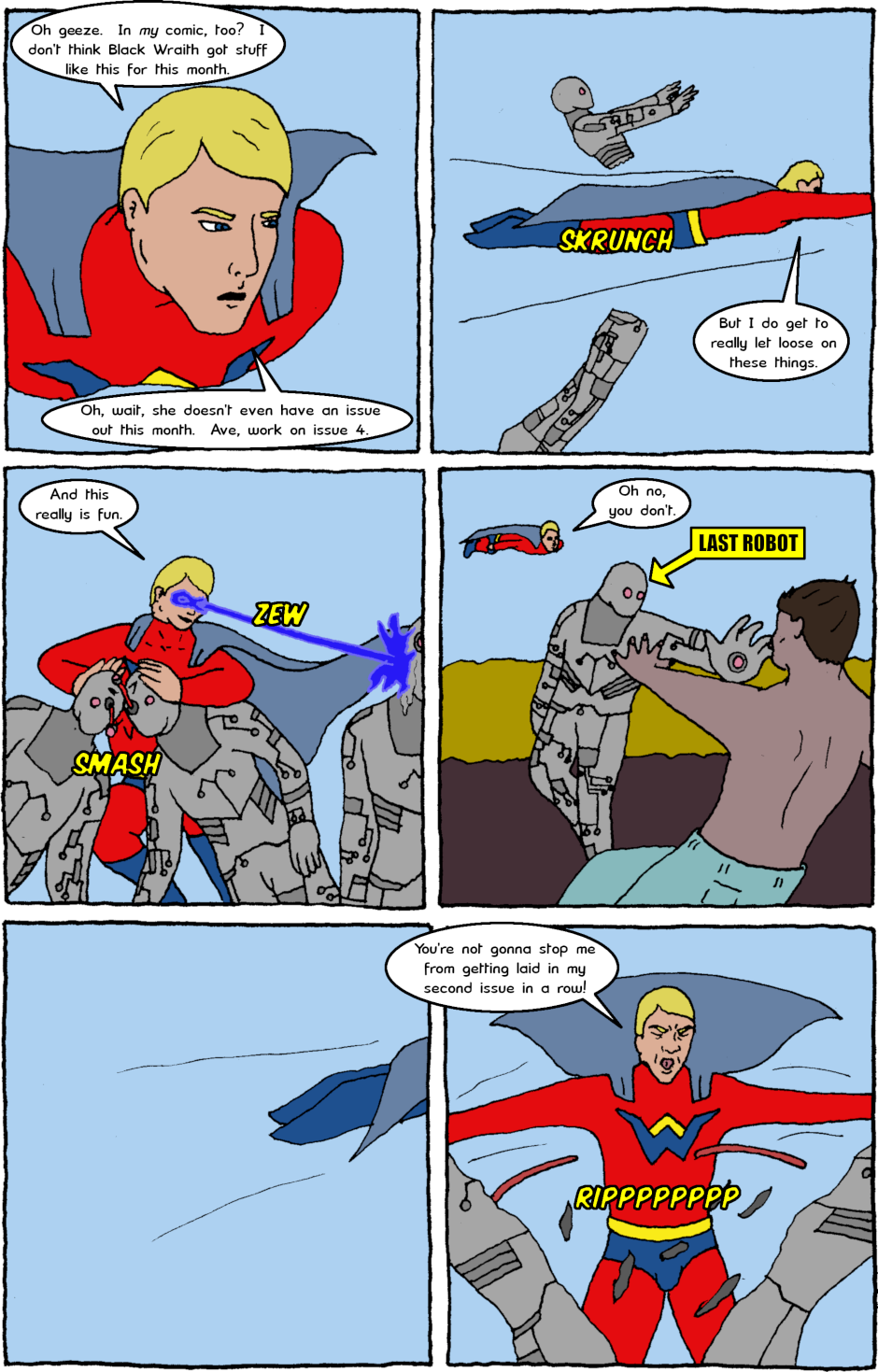 Page 5: issue 2 - Action and Inaction
