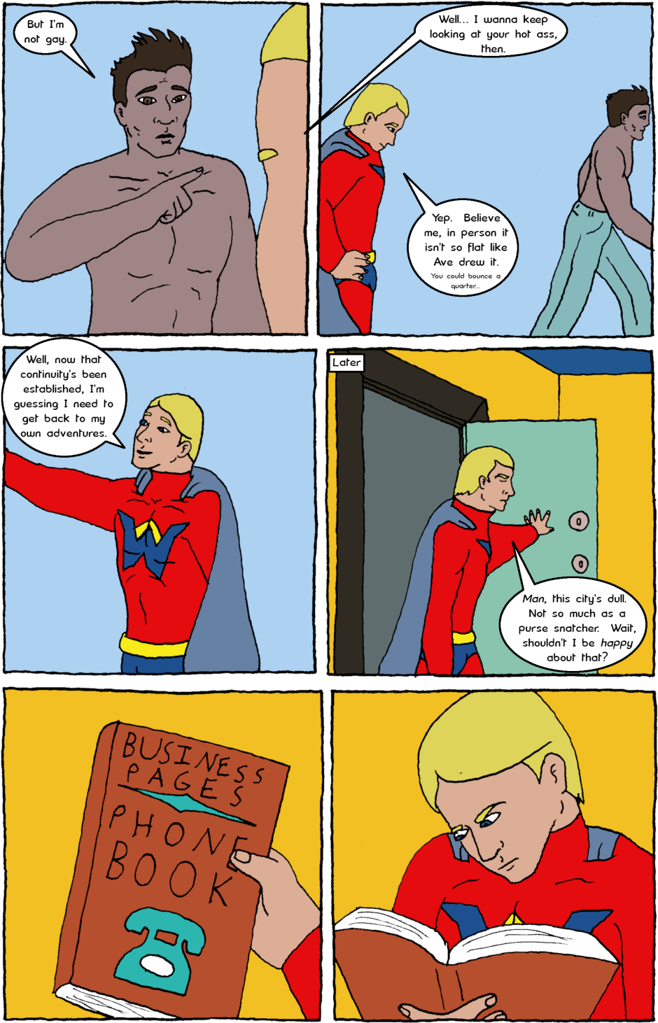 Page 6: issue 2 - Action and Inaction