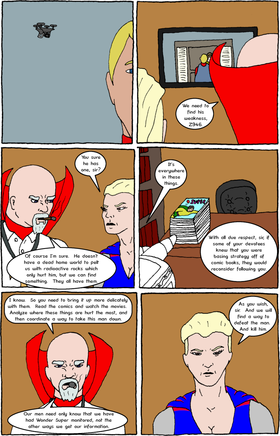 Page 10: issue 2 - Action and Inaction