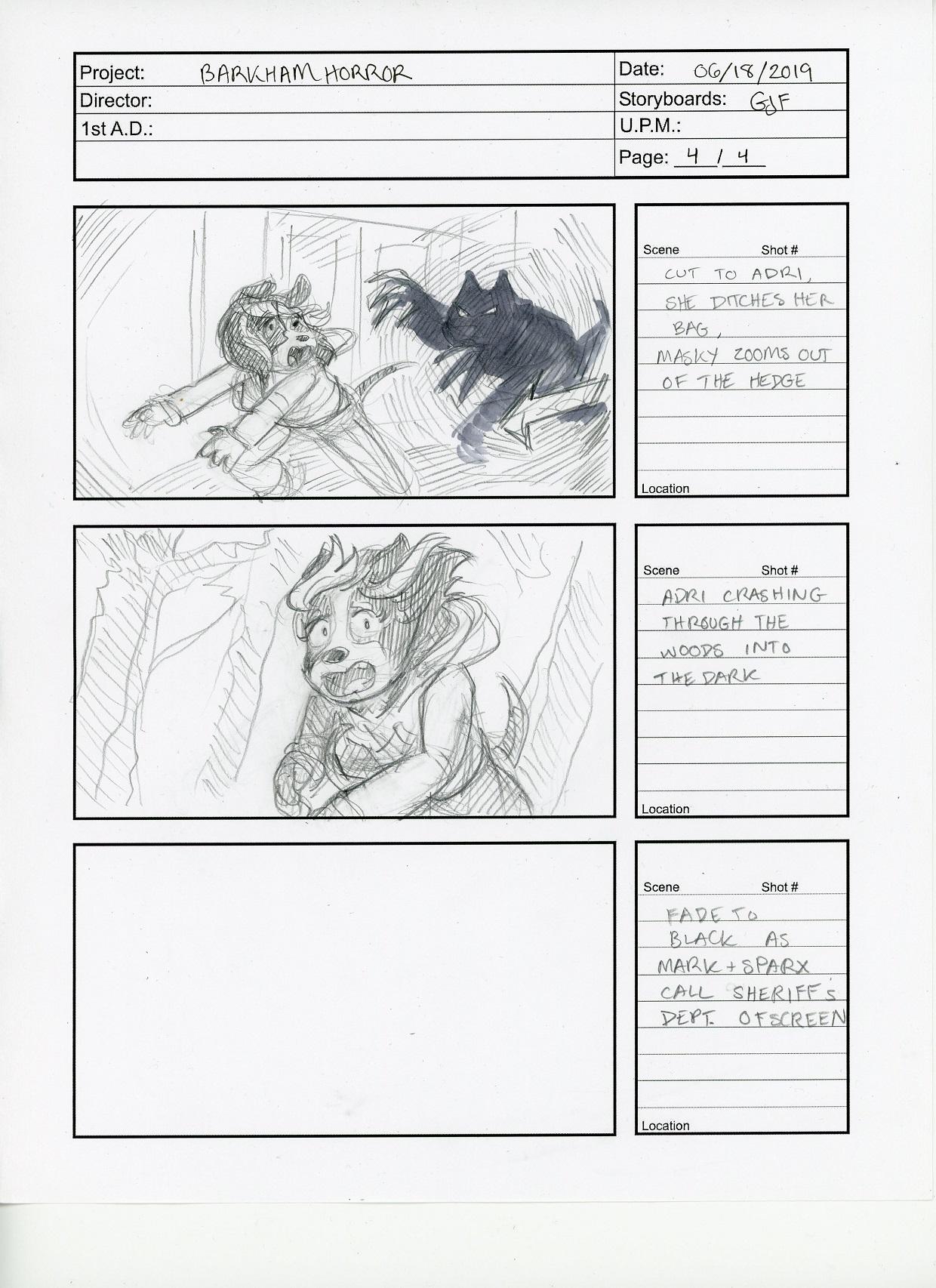 Extra: Storyboards 4/4