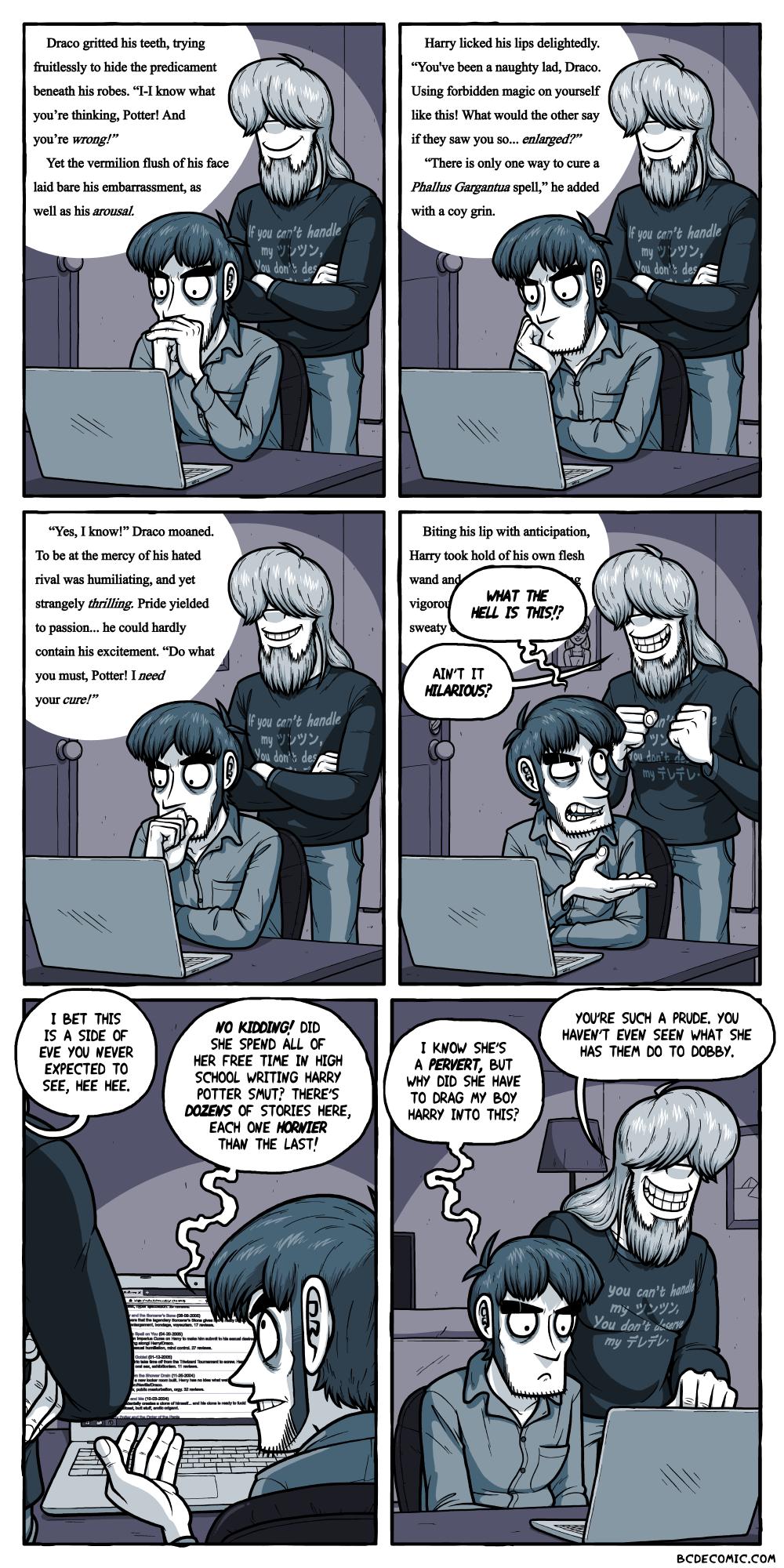 On Fan Fiction, Pt. 2