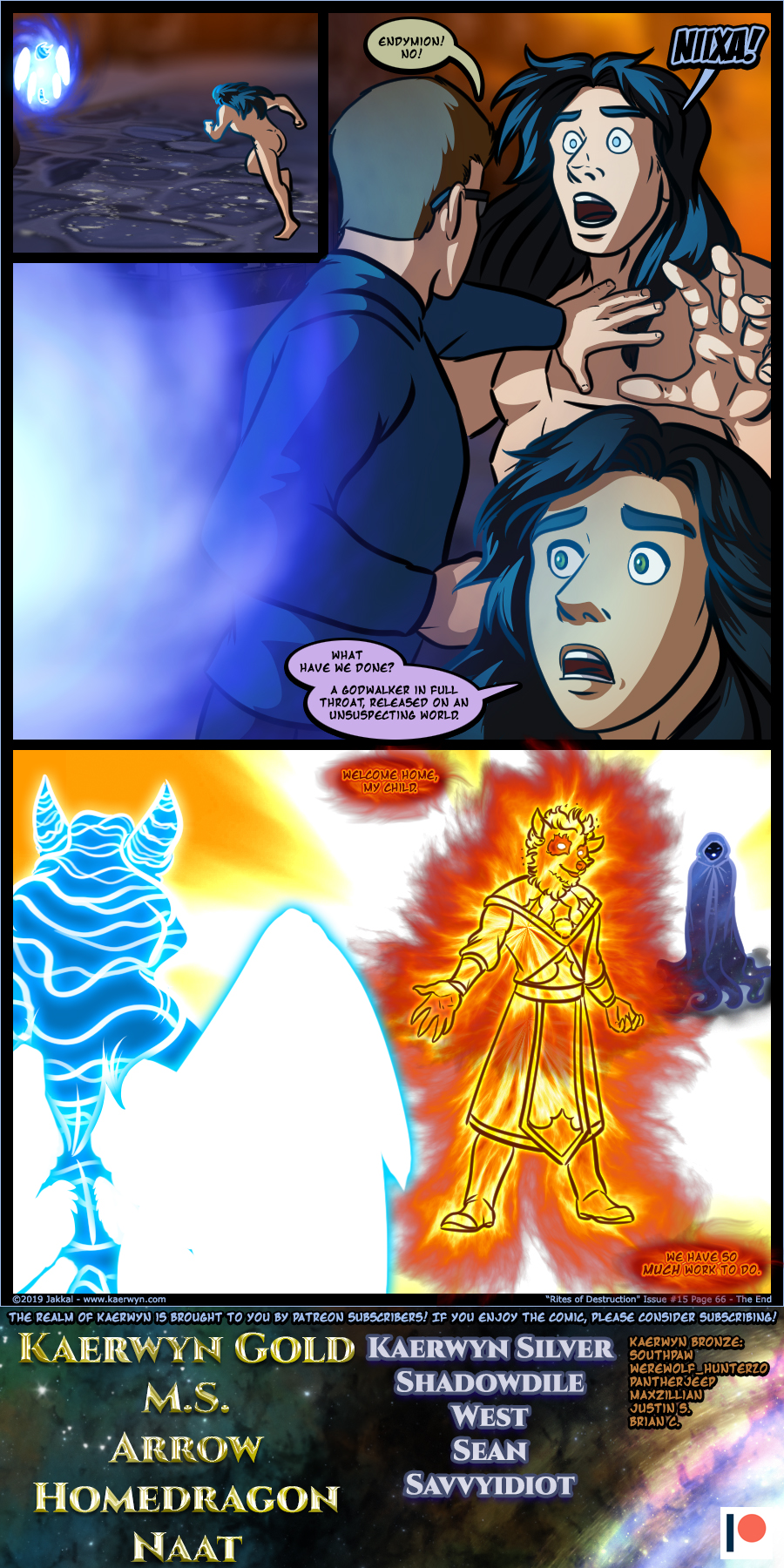 Issue 15 Page 66 - The End