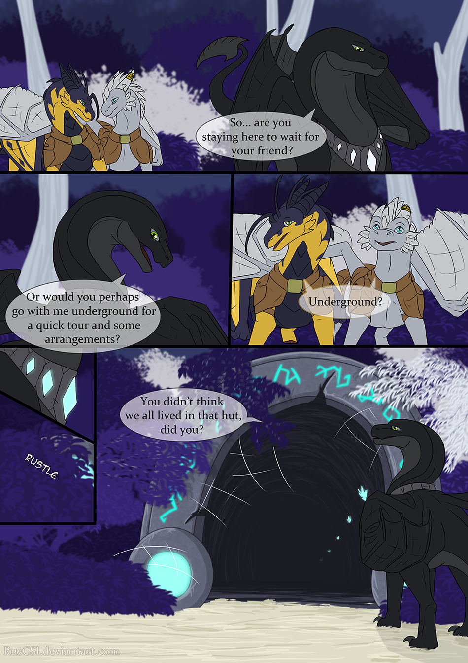 The Isle - page 20