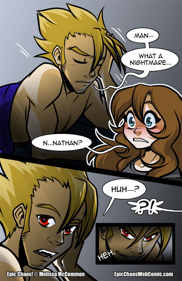 Epic Chaos! Chapter 2 Page 12