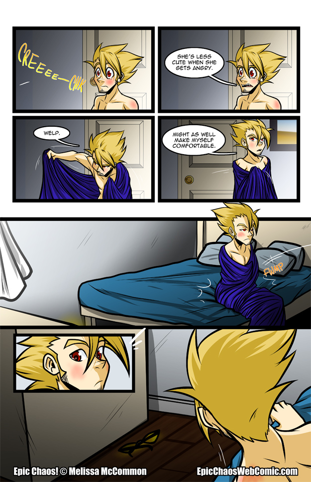 Epic Chaos! Chapter 2 Page 23