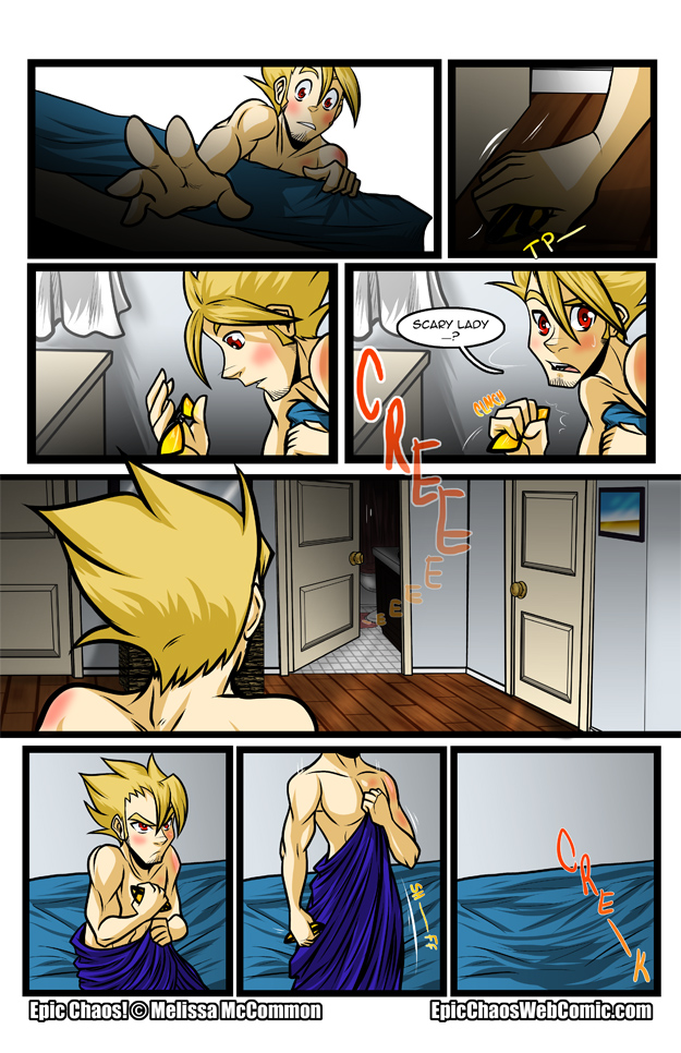 Epic Chaos! Chapter 2 Page 24