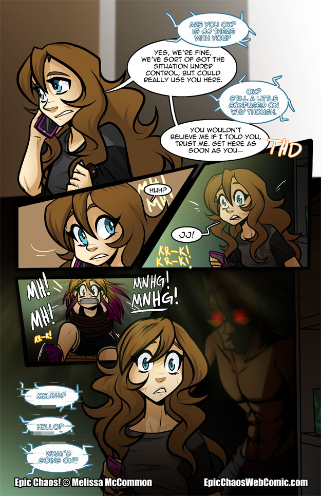 Epic Chaos! Chapter 2 Page 42