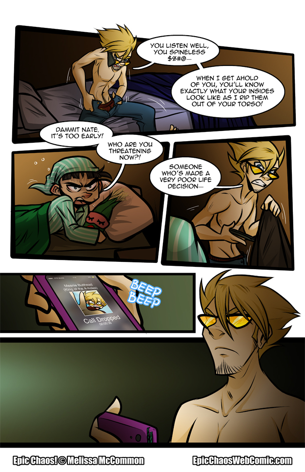 Epic Chaos! Chapter 2 Page 46