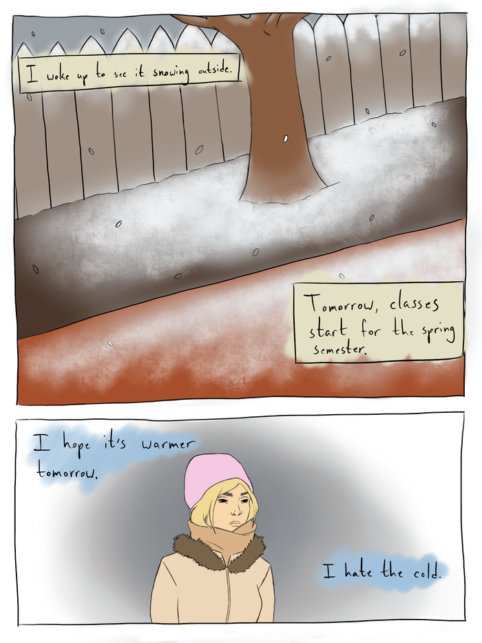 Day 4: Snow Day