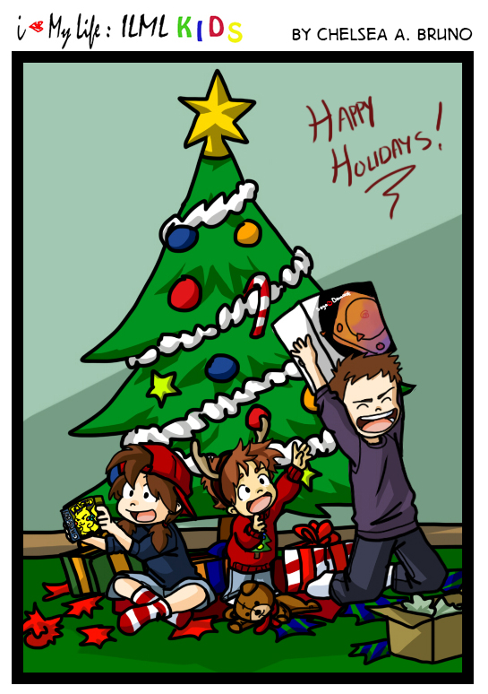 Comic 26: A 1999 Christmas