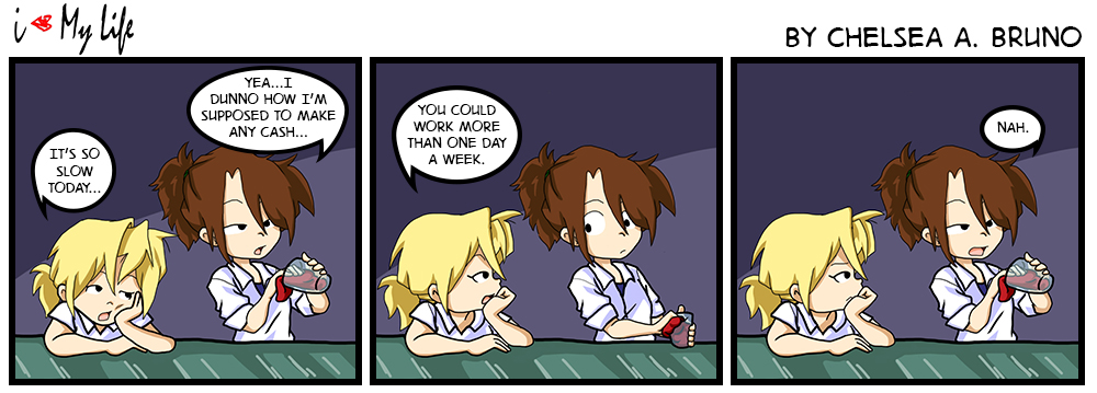 Comic 30: Slow
