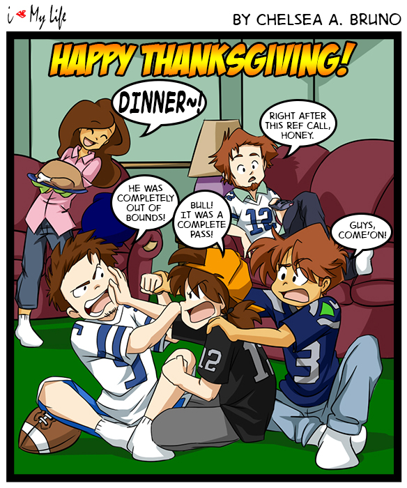 Comic 66: Thanksgiving '14