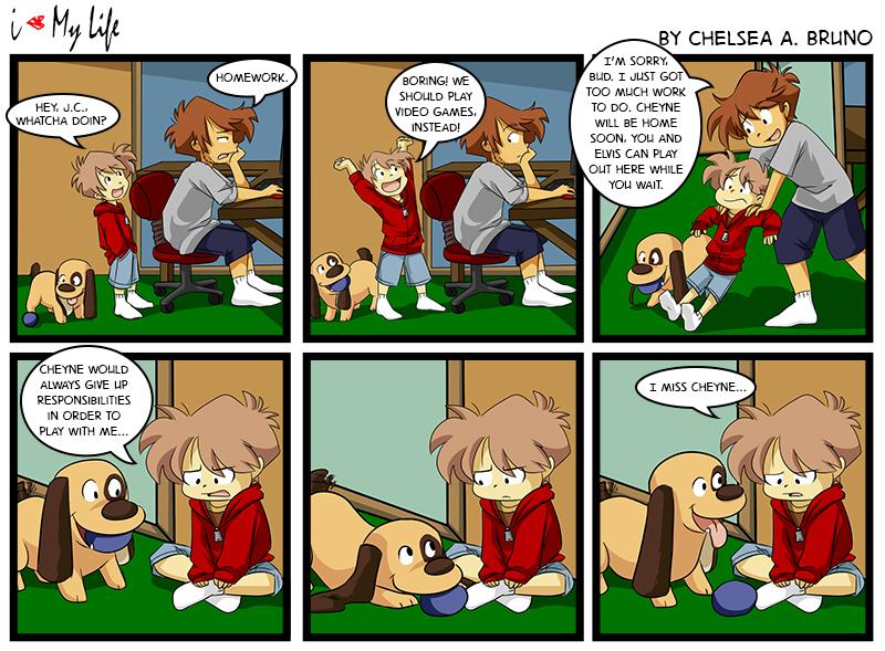 Comic 67: Play