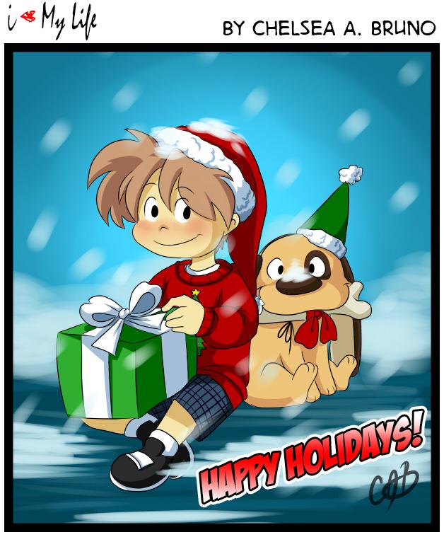 Comic 70: Christmas '14