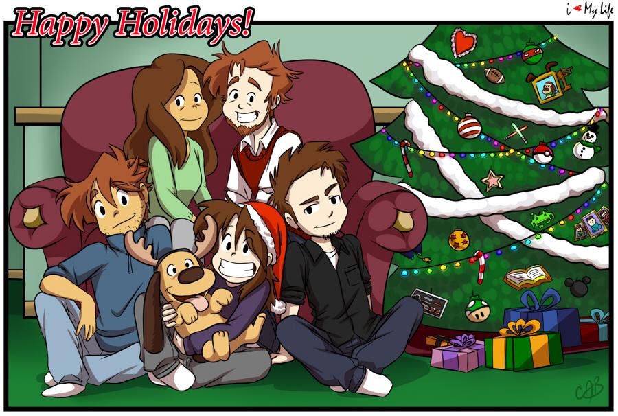 Comic 111: Christmas '15