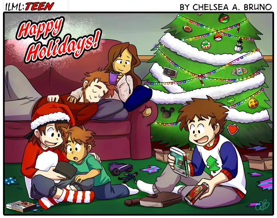Comic 185: Christmas ' 18