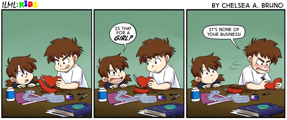 Comic 189: Valentine's '19