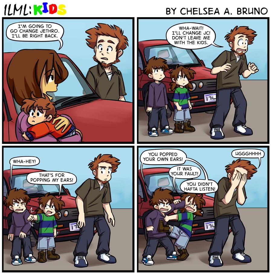 Comic 203: Road Trip 3