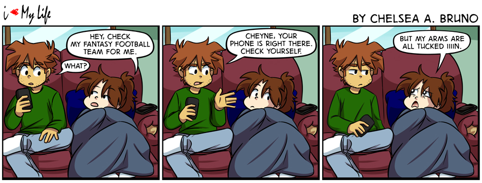 Comic 207: Fantasy