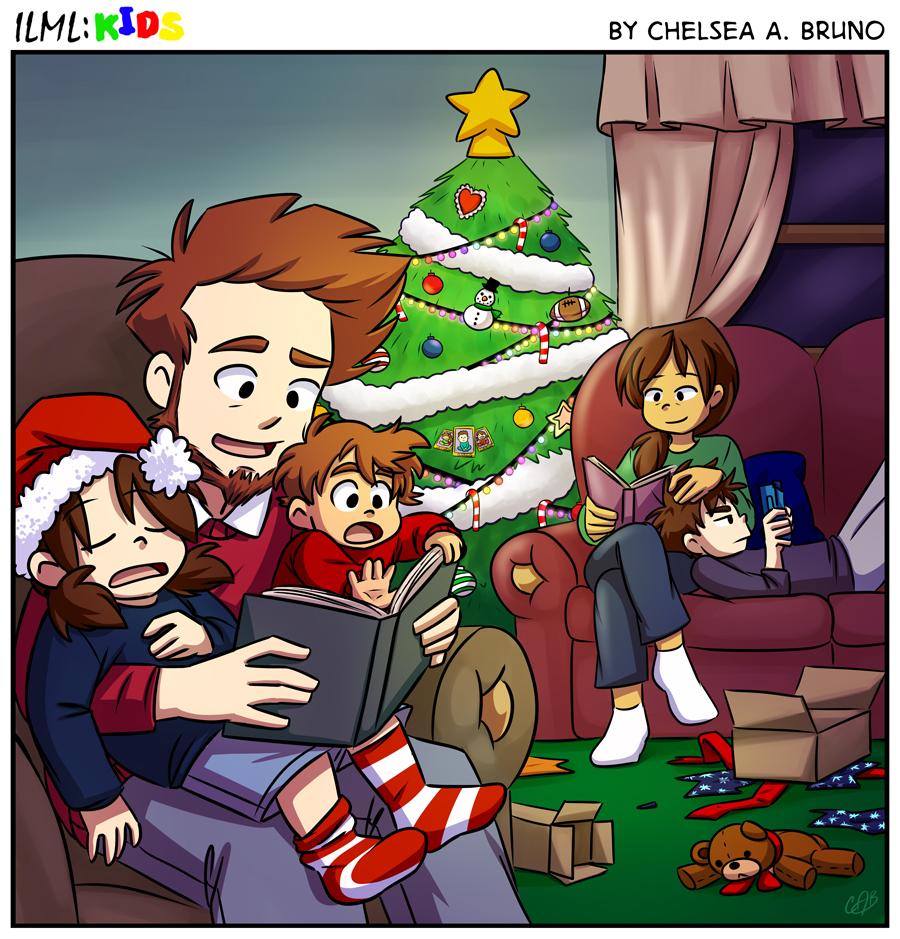 Comic 210: Christmas '19