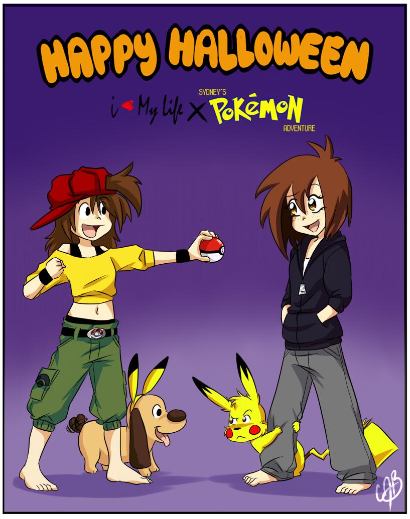 Halloween 2015 - Crossover